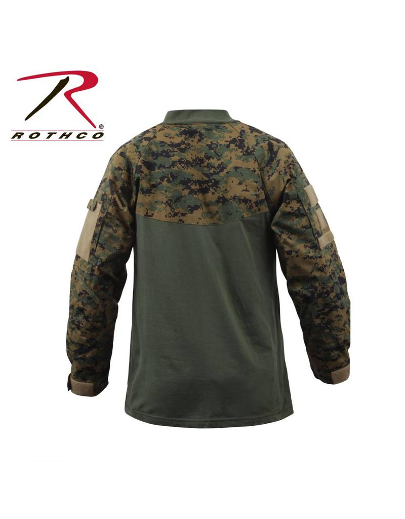 ROTHCO Chandail de Combat Camo Marpat Rothco