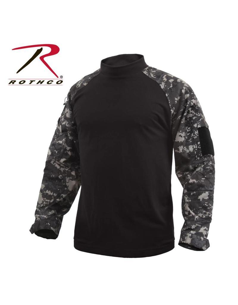ROTHCO Subcoated Camo Combat Jersey Rothco