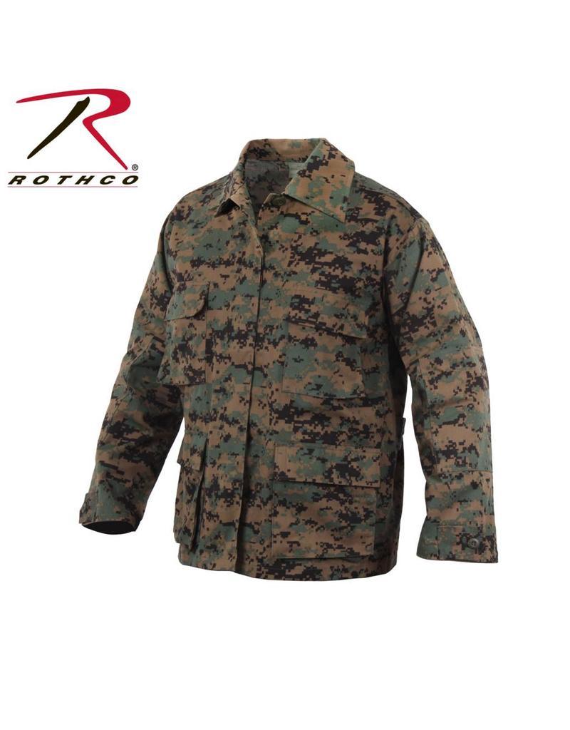 ROTHCO Rothco Digital Camo BDU Shirts Marpat
