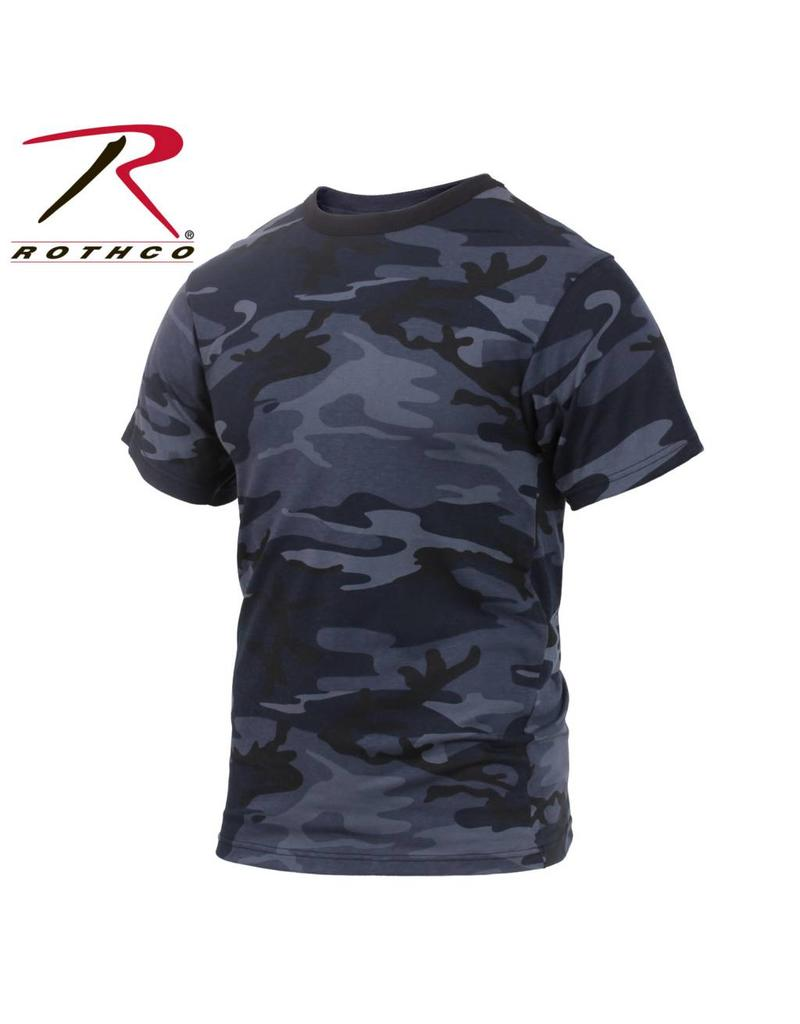 ROTHCO Rothco Colored Camo T-Shirts