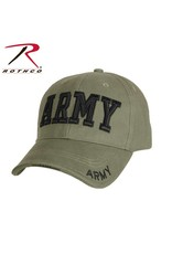 ROTHCO Rothco Deluxe Army Embroidered Low Profile Insignia Cap