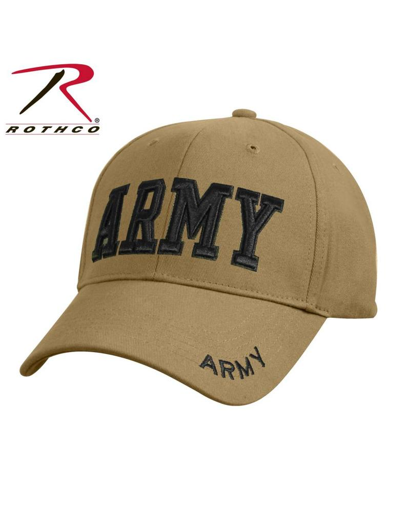 ROTHCO Casquette Army Coyote Rothco