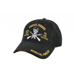 ROTHCO Rothco Deluxe Low Profile Special Forces Insignia Cap
