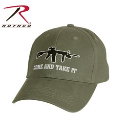 ROTHCO Rothco Come and Take It Deluxe Low Profile Cap