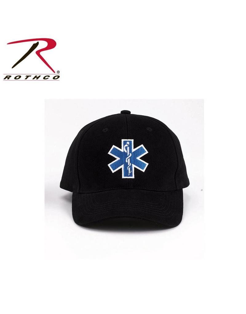 Rothco EMS Supreme Low Profile Insignia Cap - Army Supply Store Military 4481cf27217