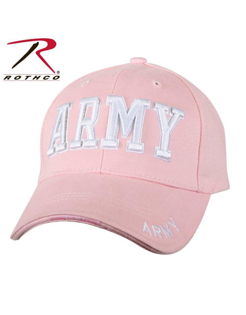 ROTHCO Casquette Army Rose Femme Rothco