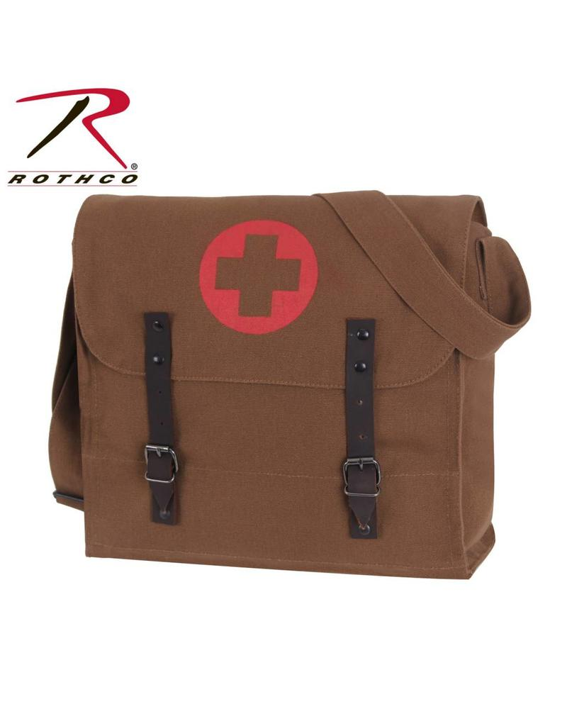 ROTHCO Rothco Vintage Medic Bag With Cross