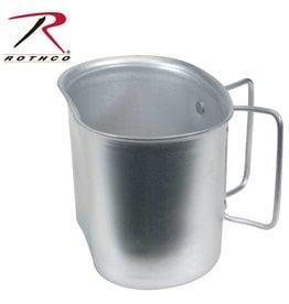 Rothco diamètre extérieur 3 Pièces Cantine Kit Avec Housse /& Aluminum Tasse-CAMPING//SURVIE