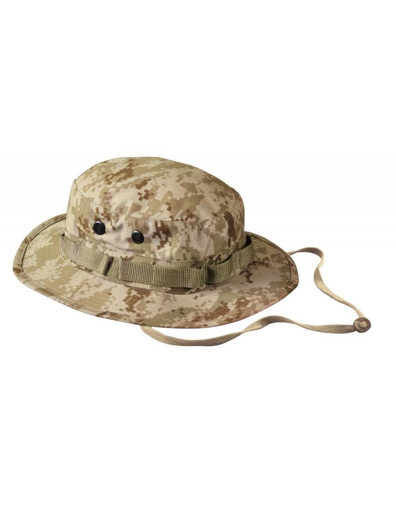 ROTHCO Boonie Hat Chapeau Desert Camo Rothco