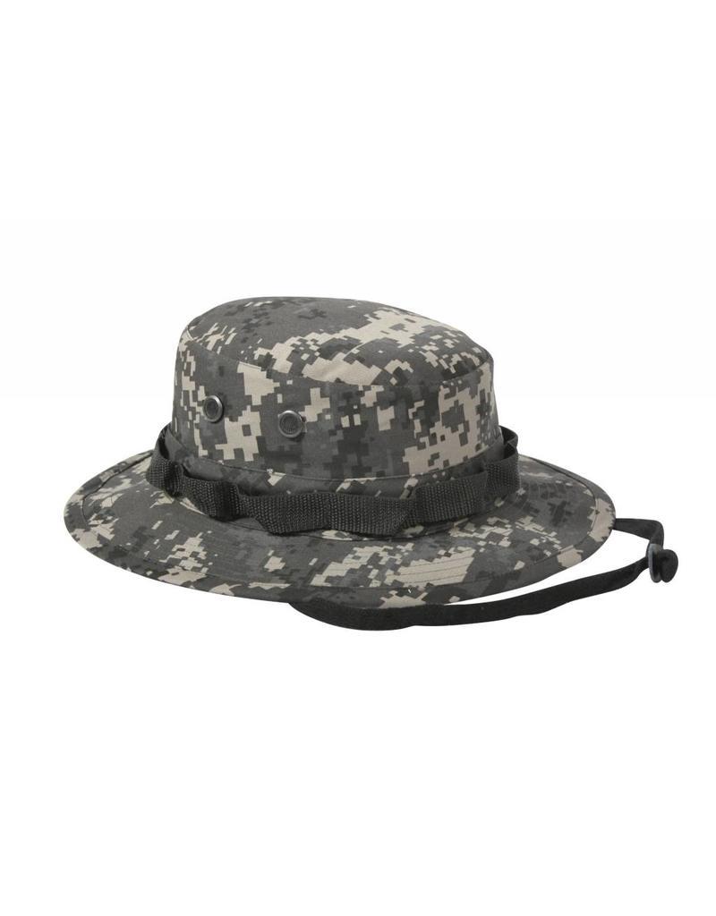 ROTHCO Boonie Hat Chapeau Subdued Camo Rothco