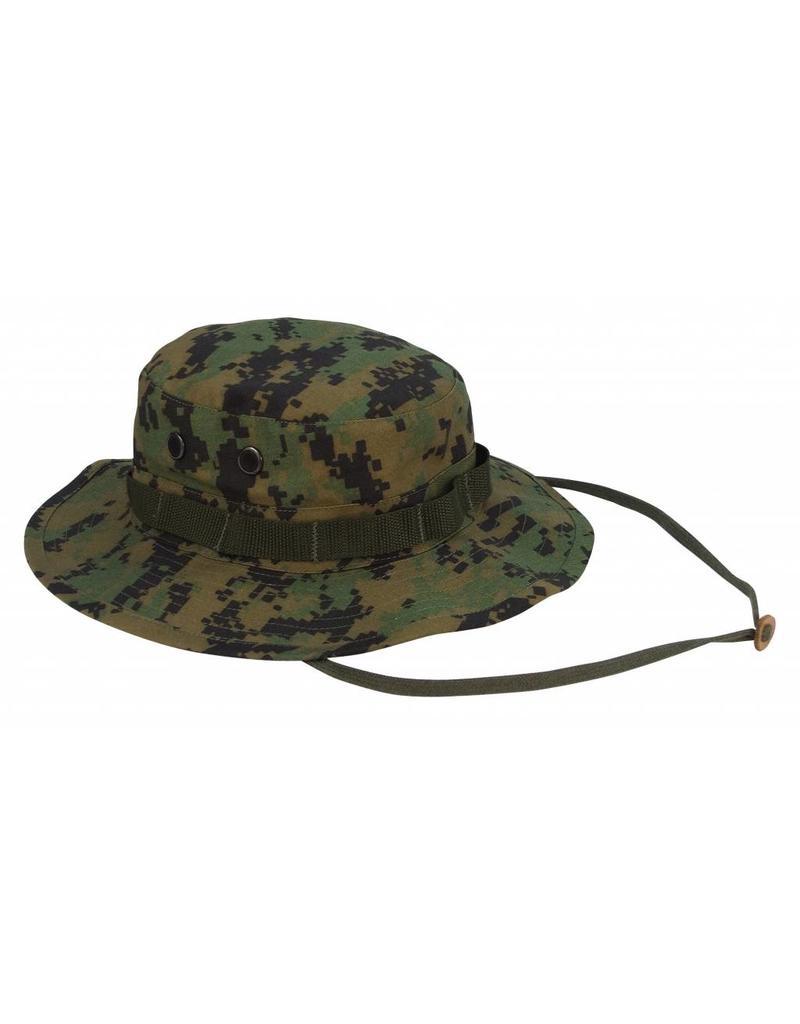 ROTHCO Boonie Hat Chapeau Camo Marpat Rothco