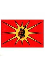 DRAPEAU IMPORT Drapeau OKA Mohawk