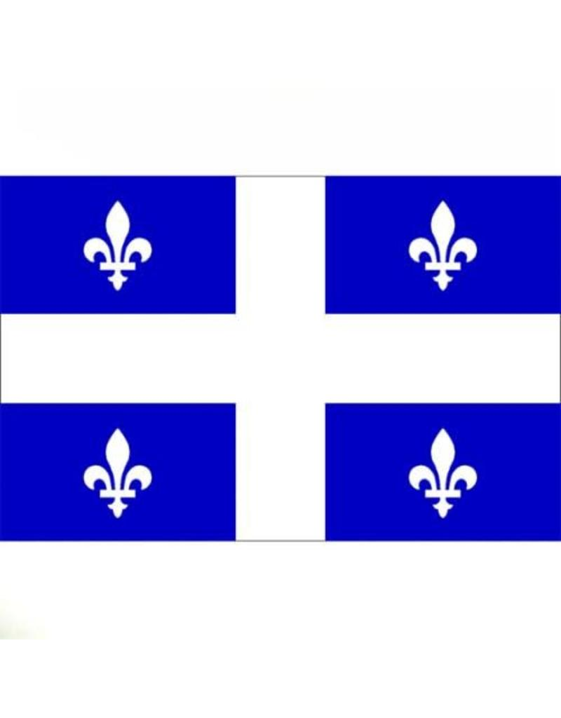 DRAPEAU IMPORT Flag Quebec City