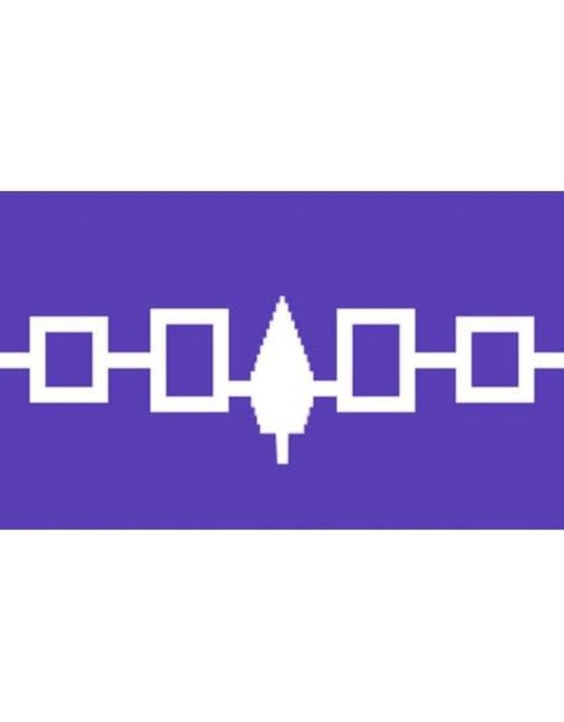DRAPEAU IMPORT Flag 5 Five Nations