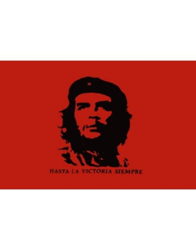 DRAPEAU IMPORT Drapeau Che Guevara a Montreal Quebec