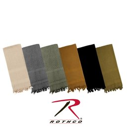 ROTHCO Rothco Shemagh Foulard Unie Militaire