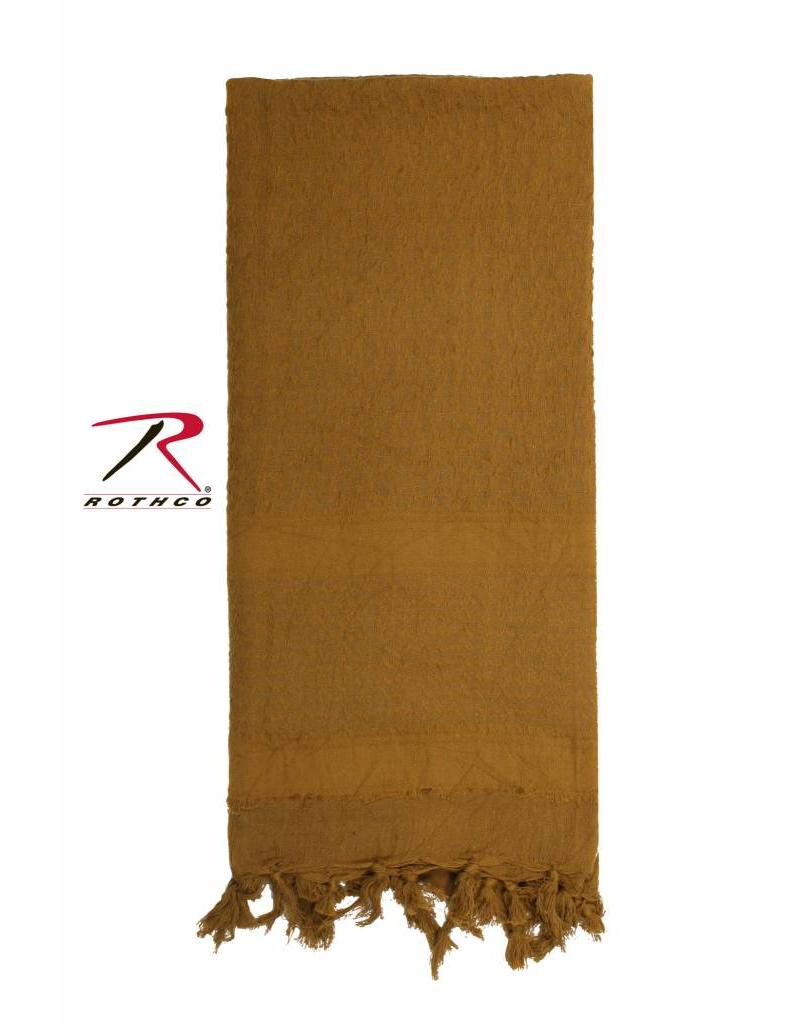 ROTHCO Rothco Shemagh Foulard Unie Militaire