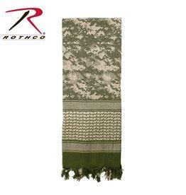 ROTHCO Rothco Camo Shemagh Tactical Desert Scarf