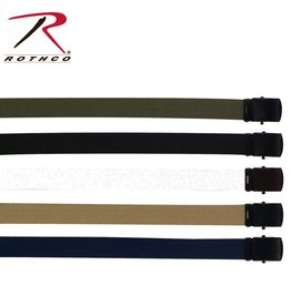 ROTHCO Rothco Military Web Belts w/ Black Buckle