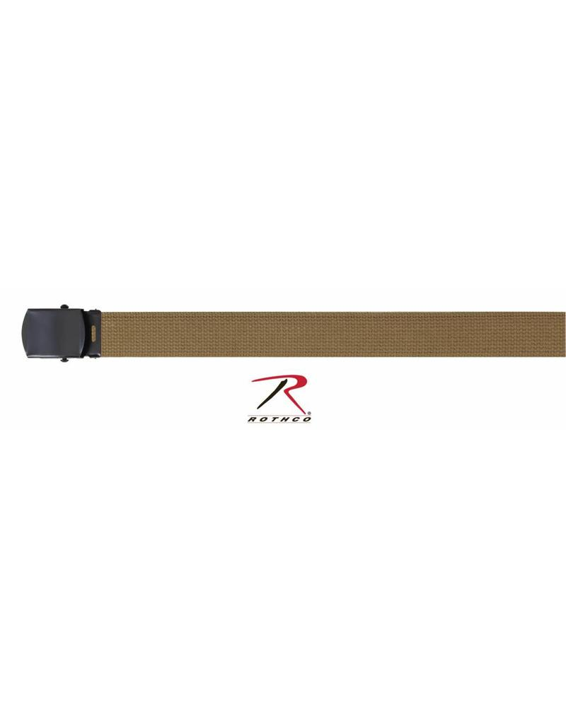 ROTHCO Ceinture Rothco Cotton Style Militaire