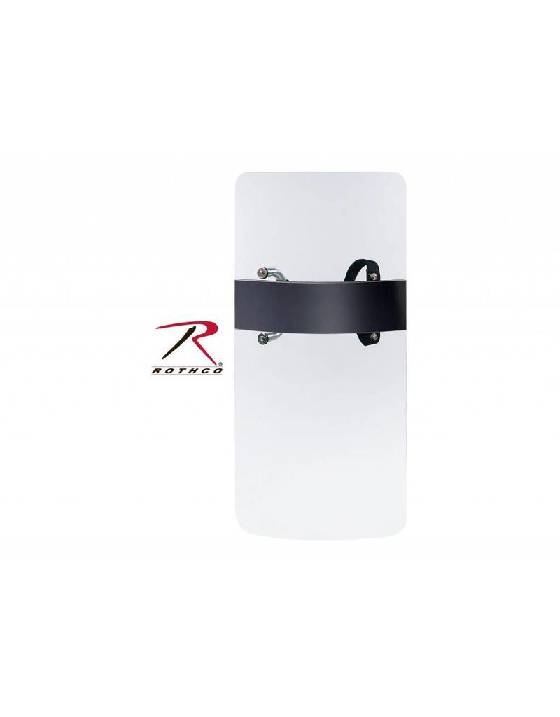 ROTHCO Rothco Antiriot Shield/clear Polycarbonate-blank