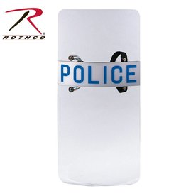ROTHCO Bouclier Antiriot Anti Émeute Police Airsoft