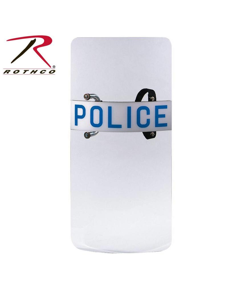 ROTHCO Bouclier Antiriot Anti Émeute Police Airsoft