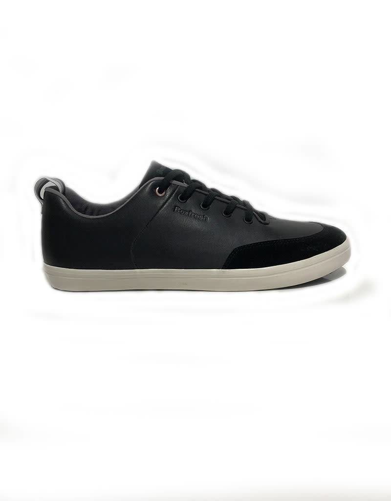 Leather Casual  Shoes | Stone Grey