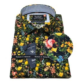 Thomson & Richards Olivier Dress Shirt | Multi-colour