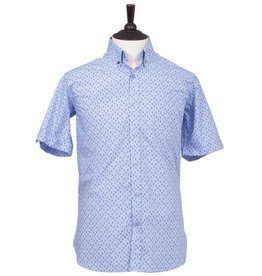 London Fog Gosport+ Short Sleeve Shirt | Sky
