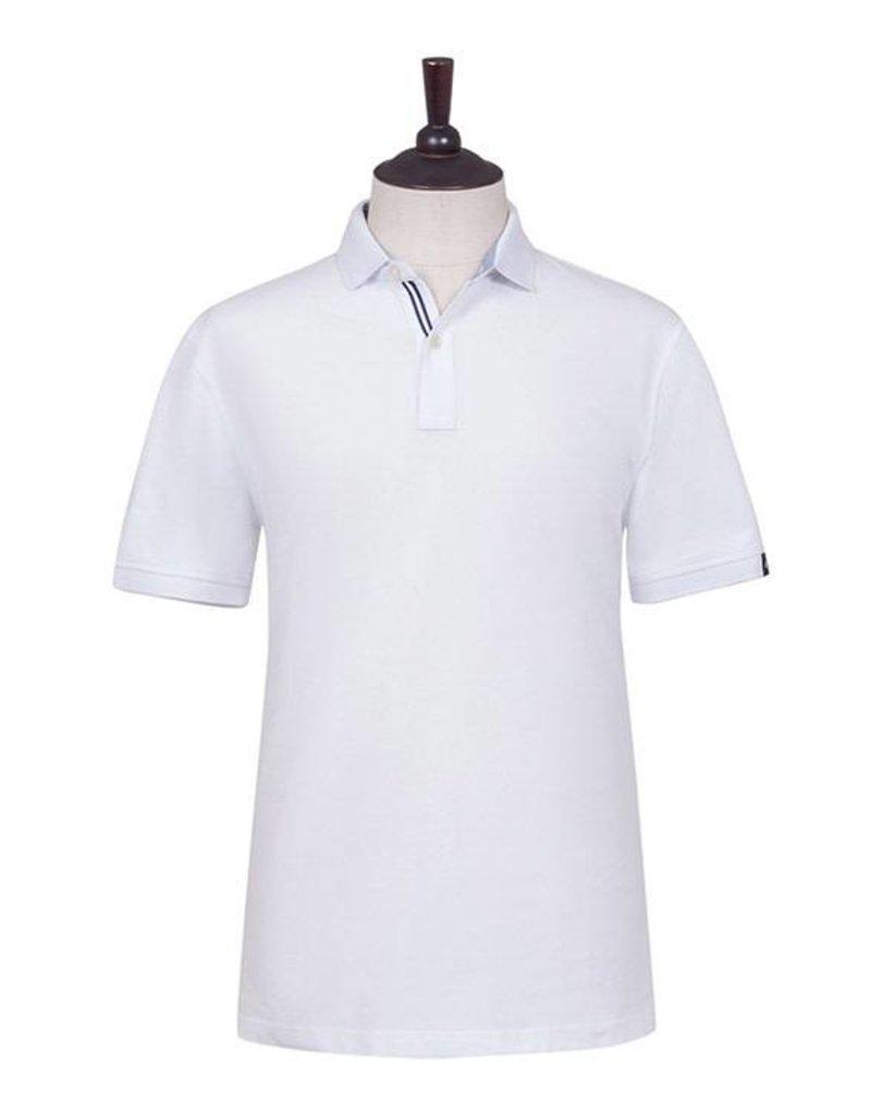 London Fog St. Ives Polo Shirt | White