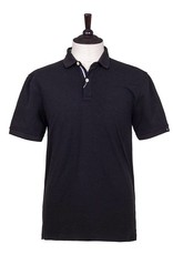 London Fog St. Ives Polo Shirt   Black