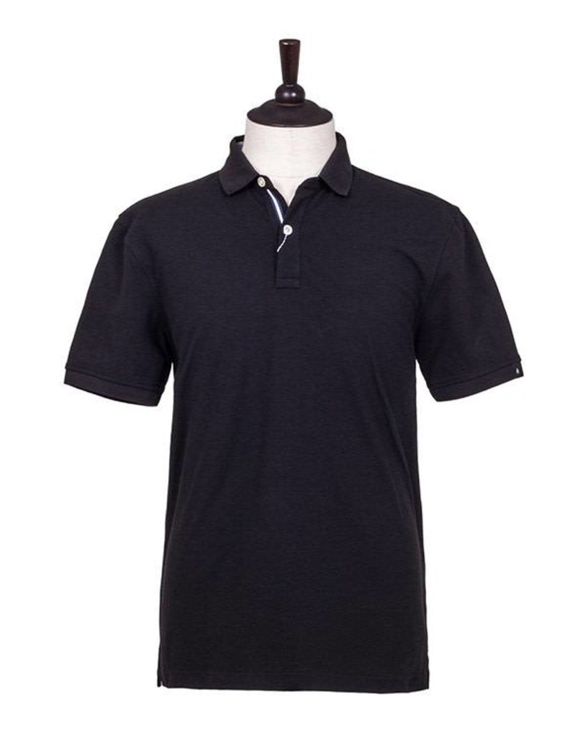 London Fog St. Ives Polo Shirt | Black