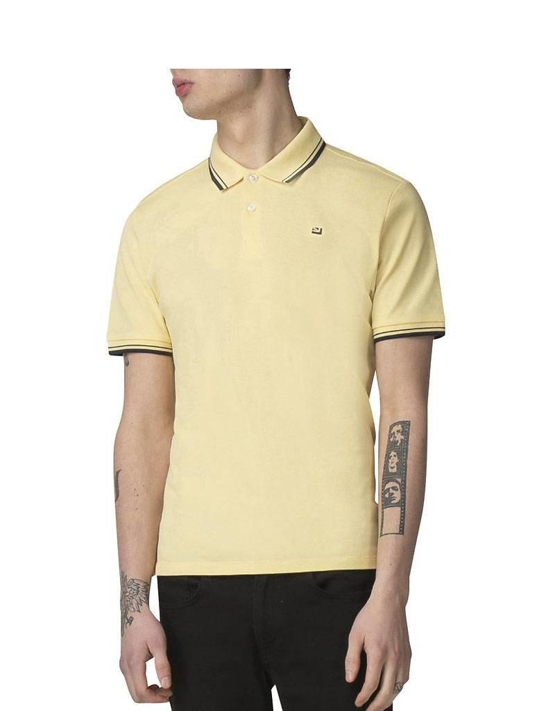 Ben Sherman Romford Polo Shirt | Yellow
