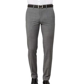 Uber Stone Joe Trouser Check | Taupe