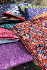 Silk Pocket Square (32cm X 32cm)