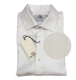 Ben Sherman Tailored Shirt | White Dobby