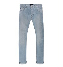 Scotch & Soda Ralston Jean | Garment Dyed | Ocean Blue