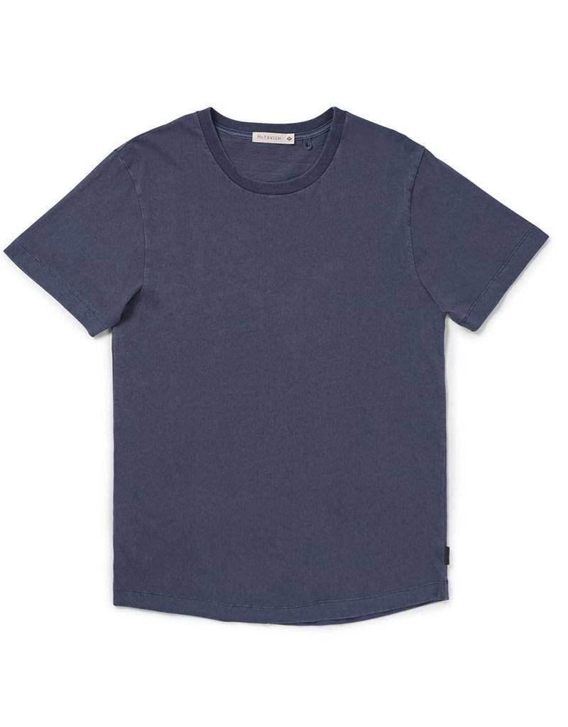 McTavish Recycled Cotton Rails Tee | Lune