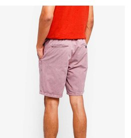 Superdry Sunscorched Short | Washed Pink Houndstooth