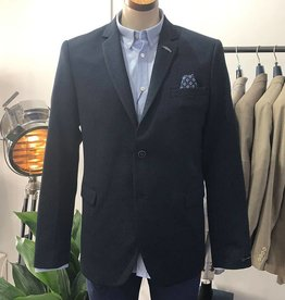 Thomson & Richards Thomson Navy Jersey Jacket | Navy