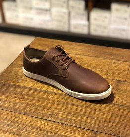 Clae Ellington Leather | Oiled Chestnut