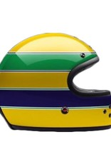 Ruby Helmets Castel | Costume Senna