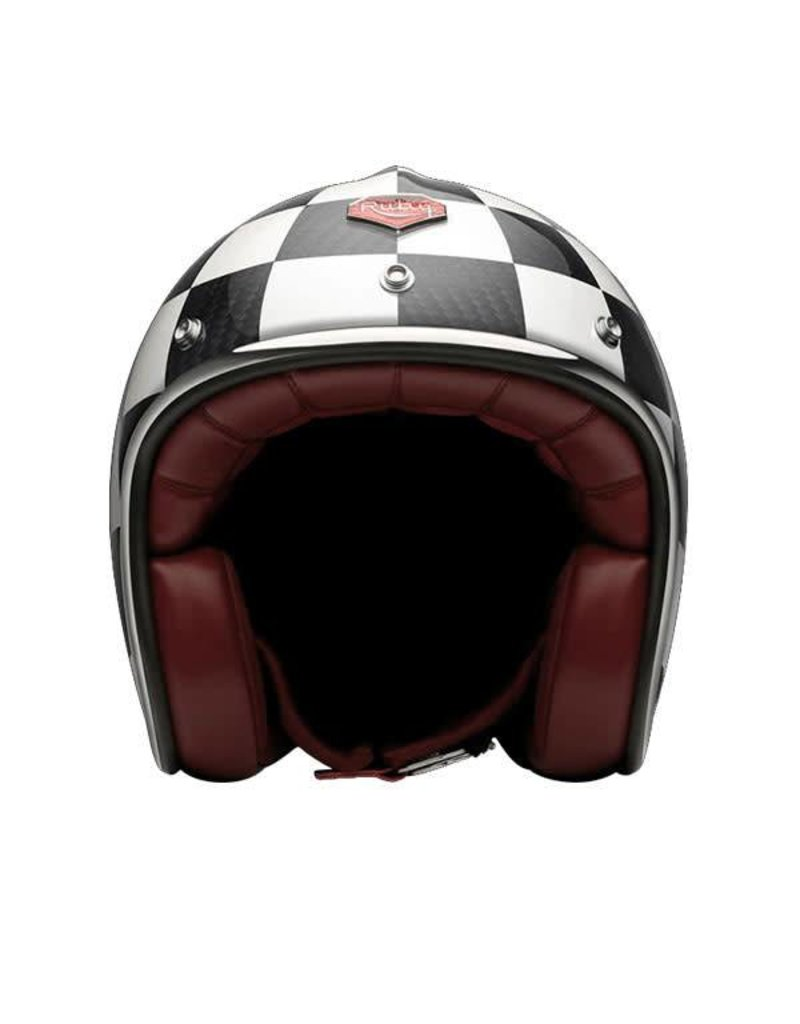 Ruby Helmets Pavillon Helmet   Montlhery