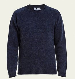 No Nationality Nathan  Jumper | Navy