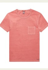 Scotch & Soda Garment Dyed Regular Tee 144216 | Safran