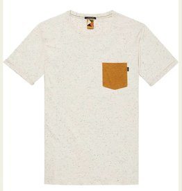Scotch & Soda Jersey Quality Tee with Pocket 147354 | Powder