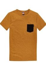Scotch & Soda Jersey Quality Tee with Pocket 147354 | Cedar