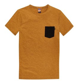 Scotch & Soda Jersey Quality Tee with Pocket 147354 | Cedar