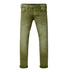 Scotch & Soda Ralston Jean Garment Dyed | Military Green